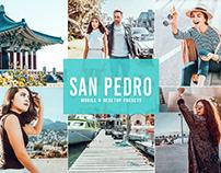 Free San Pedro Mobile & Desktop Lightroom Presets