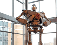 Bigshot Toyworks Agency & Branding Work
