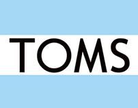 Brand Ambassador - TOMS