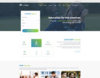 TP COLLEGE-Free PSD Template