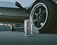 Borjomi – You Got Character campaign