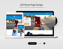 iZZi Gadgets Homepage