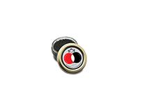Логотип и этикетка для чёрной икры