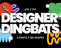 Designer Dingbat Font