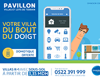 Pavillon - villa Domotique