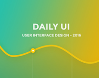 Daily UI - Set 01