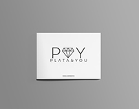 Logotipo y Manual Corporativo | Plata&You