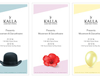 flyer for Kalla Dancing Studio
