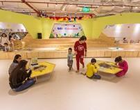 Mẫu khu vui chơi trẻ em hiện đại - BIGFUN Hạ Long