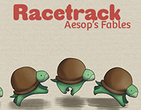 Racetrack: Character Designs