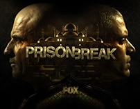 Fox - Prison Break Tattoo Challenge