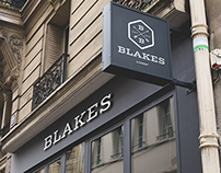 Blakes Barbers – Brand Development