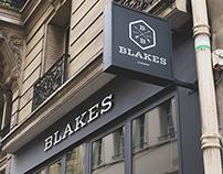 Blakes Barbers – Brand Development