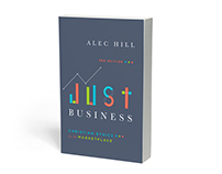 Just Business 3rd Edition Book Cover