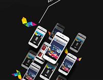 Branding - UIUX & Web Design | CaseFactory.com.ar