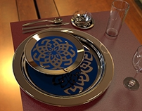 Dinner-set