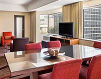 Sheraton Montreal Hotel Retouching