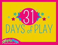 31 Days of Play & NAGC Campaign -SimplyFun