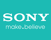Rich Media Flash Banner (Sony)