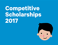 Competitive Scholarships 2017