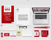 Brand identity - Print - Webdesign - Pole Box