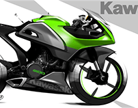 Kawasaki 1200 concept
