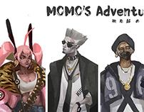MOMO'S ADVENTURE