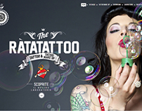 RATATATOO - Web Design
