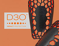 D3O Shin Guard Exploration
