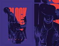Clockwork Orange - alternative movie poster