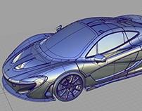 McLaren P1 Alias tutorial