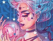 Magic Night // ILLUSTRATION