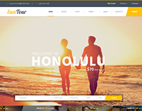 SunTour - Travel HTML Template