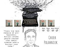 Writer / Author Website