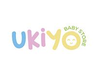 Ukiyo Babystore Logotype