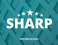 Sharp Creative Powerpoint Template
