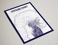 Stephanie Mabey - I Still Taste Fire Tee & Post Card