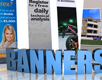 HTML5 Banners CONVERTED from Flash
