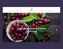 Cherry farm website