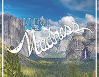 Rand McNally National Park Madness 2015