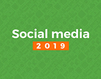 Papiro - Social media 2019