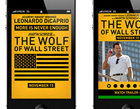 The Wolf Of Wall Street - Theatrical Campaign