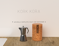 Kork Kora - Multi-use Container