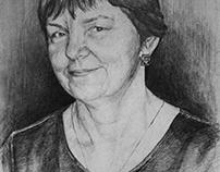 Portrait: Woman