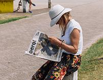 Editorial Staff: Oerol Festival Daily Paper