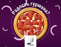 Pizza Feliciana Campaign