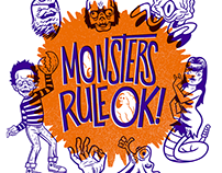 Monsters rule OK!