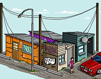 Pixel Town ZA