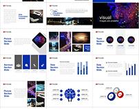 Best Business Data chart PowerPoint template