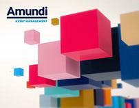 Amundi / Carte de vœux 2019